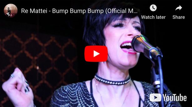 Re Mattei - Bump Bump Bump (Official Music Video)