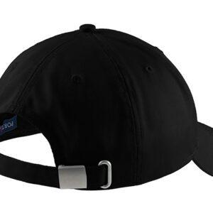 Port Authority Easy Care Cap - Black