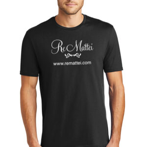 Men's District Perfect Weight Tee - Black