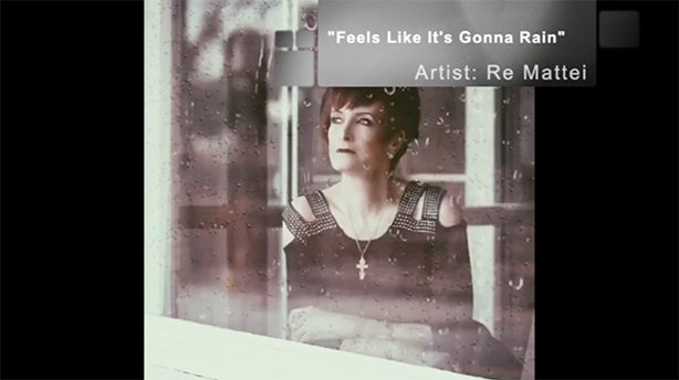 Re Mattei - Feels Like It's Gonna Rain - Lyric Video